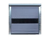 Bug Barrier Industrial Screen Door Gateway