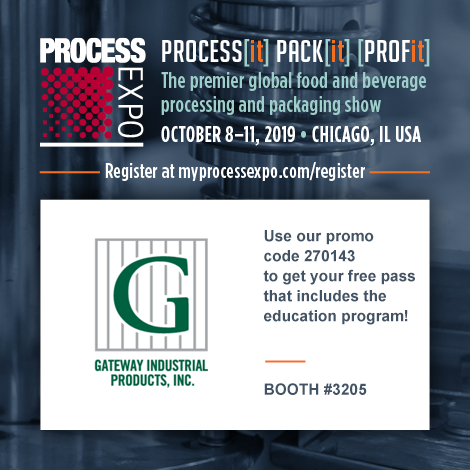 Upcoming Trade Show | Gateway Industrial